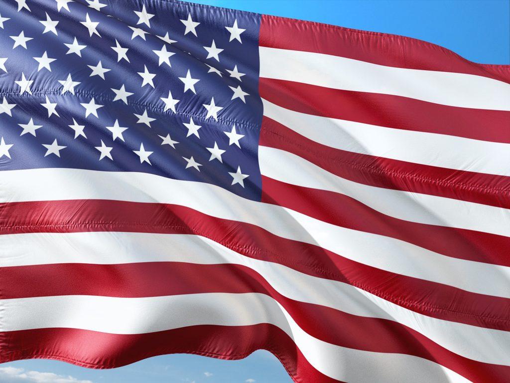 SCHUHMANN & PARTNER Personalberatung Flagge USA